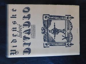 náhled knihy - Vídeňské lidové divadlo : od Hanswursta Stranitzkého k Nestroyovi