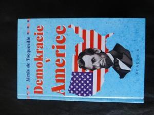 náhled knihy - Demokracie v Americe