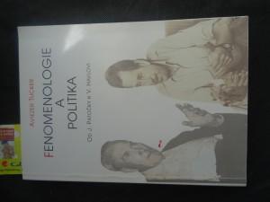náhled knihy - Fenomenologie a politika : od J. Patočky k V. Havlovi