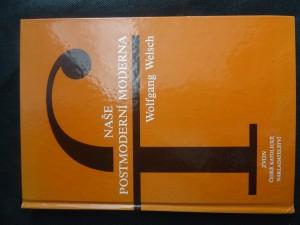 náhled knihy - Naše postmoderní moderna
