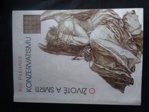 náhled knihy - O životě a smrti konzervatismu : trialog