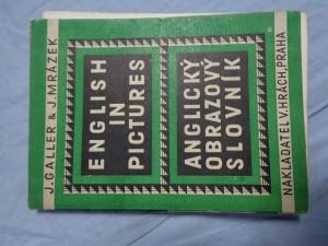 náhled knihy - English in pictures: Anglický obrázkový slovník: Se stručným přehledem anglické gramatiky
