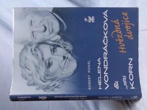 náhled knihy - Helena Vondráčková, Jiří Korn : hvězdná dvojice