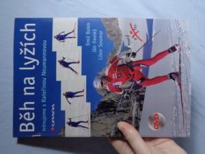 náhled knihy - Běh na lyžích: trénujeme s Kateřinou Neumannovou