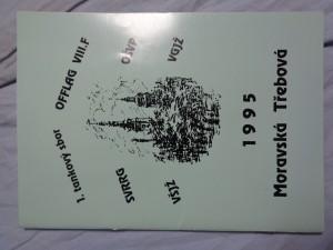náhled knihy - Nástin historického vývoje objektu barákového tábora v Moravské Třebové v letech 1914-1995