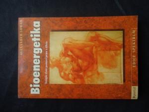 náhled knihy - Bioenergetika : terapie duše pomocí práce s tělem