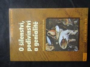 náhled knihy - O šílenství, podivínství a genialitě