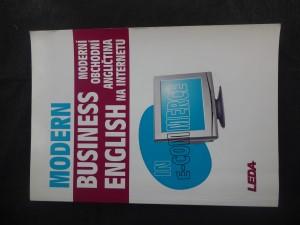 náhled knihy - Modern business English in e-commerce = Moderní obchodní angličtina na internetu