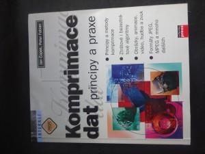 náhled knihy - Komprimace dat : principy a praxe
