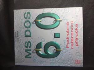 náhled knihy - MS DOS 6.0 : kompletní referenční příručka