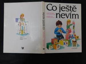 náhled knihy - Co ještě nevím : pro děti od 6 let