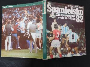 náhled knihy - Španielsko 82 : 12. majstrovstvá sveta vo futbale