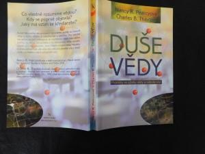 náhled knihy - Duše vědy : proměny ve vztahu vědy a náboženství