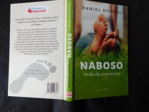 náhled knihy - Naboso : 50 důvodů, proč zout boty