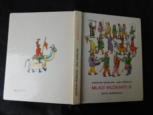náhled knihy - Mladí muzikanti III : knížka o hudbě pro 3. ročník lidových škol umění