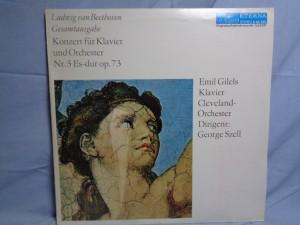 náhled knihy - Ludwig van Beethoven - Claudio Arrau, Concertgebouw-Orchester Amsterdam*, Bernard Haitink – Konzert Für Klavier Und Orchester Nr. 5 Es-dur Op. 73