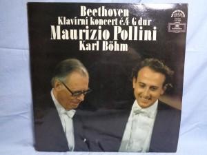 náhled knihy - Beethoven*, Maurizio Pollini, Karl Böhm – Klavírní Koncert Č.4 G Dur