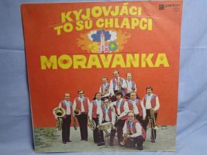 náhled knihy - Moravanka – Kyjováci To Sú Chlapci