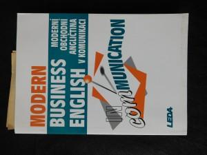 náhled knihy - Modern business English in communication = Moderní obchodní angličtina v komunikaci