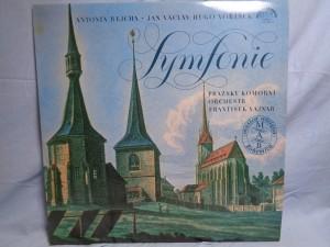 náhled knihy - Antonín Rejcha* • Jan Václav Hugo Voříšek - Pražský Komorní Orchestr*, František Vajnar – Symfonie