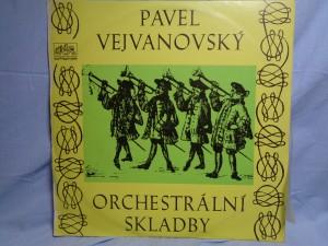 náhled knihy - Pavel Josef Vejvanovský – Orchestrální Skladby
