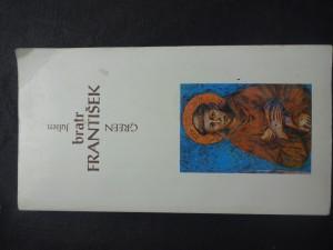 náhled knihy - Bratr František