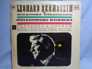 náhled knihy - Leonard Bernstein a Newyorkská Filharmonie*, Gioacchino Rossini – Předehry K Operám