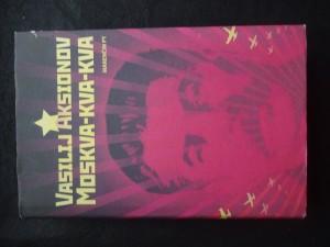náhled knihy - Moskva-kva-kva