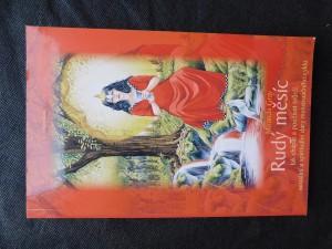 náhled knihy - Rudý měsíc : jak chápat a používat tvůrčí, sexuální a spirituální dary menstruačního cyklu