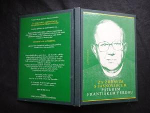 náhled knihy - Za zdravím s jasnovidcem páterem Františkem Ferdou