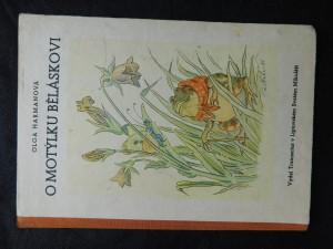 náhled knihy - O motýlku běláskovi