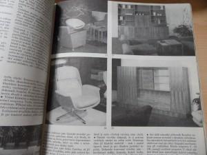 náhled knihy - Domov : Bytová kultura a technika v praxi 1969