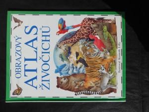 náhled knihy - Obrazový atlas živočichů