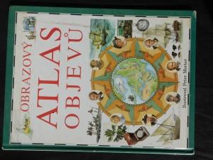 náhled knihy - Obrazový atlas objevů