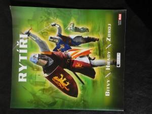 náhled knihy - Rytíři : bitvy, hrady, zbroj