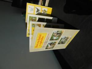 náhled knihy - Tam na hrázi u rybníka : čtení obrázků pro nejmenší děti