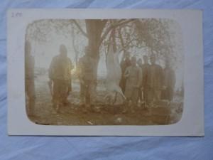 náhled knihy - Zabijačka první světová válka  -  fotopohlednice