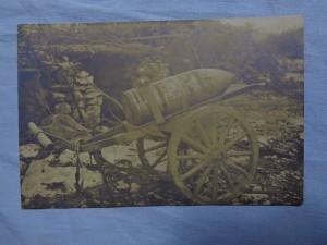 náhled knihy - Nábojnice - granát - fotopohlednice