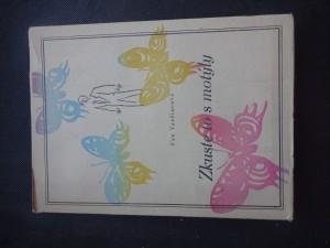 náhled knihy - Zkuste to s motýly : humoristický román