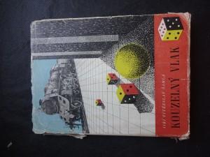 náhled knihy - Kouzelný vlak : drobné prózy