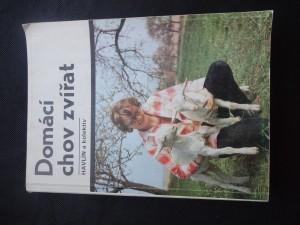 náhled knihy - Domácí chov zvířat