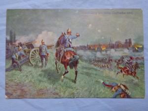 náhled knihy - Beschießung von Reims (September 1914)