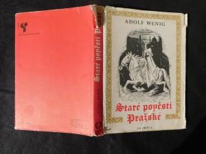 náhled knihy - Staré pověsti pražské