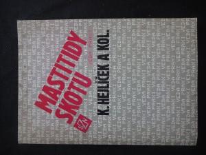 náhled knihy - Mastitidy skotu