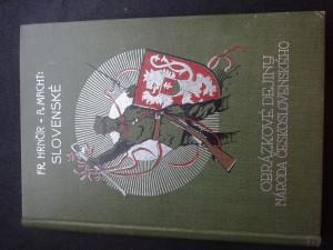 náhled knihy - Slovenské obrázkové dejiny národa Československého