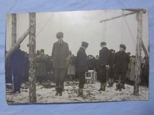 náhled knihy - Oběšenci - fotopohlednice