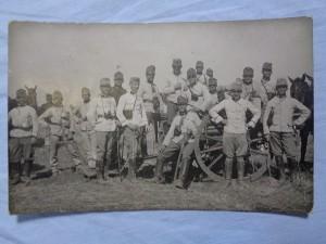 náhled knihy - Vojsko - fotopohlednice