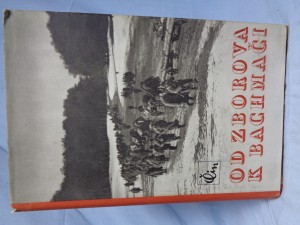 náhled knihy - Od Zborova k Bachmači : Památník o budování československého vojska na Rusi pod vedením T.G. Masaryka