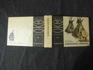 náhled knihy - Indiánskou stezkou