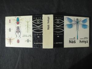 náhled knihy - Náš hmyz